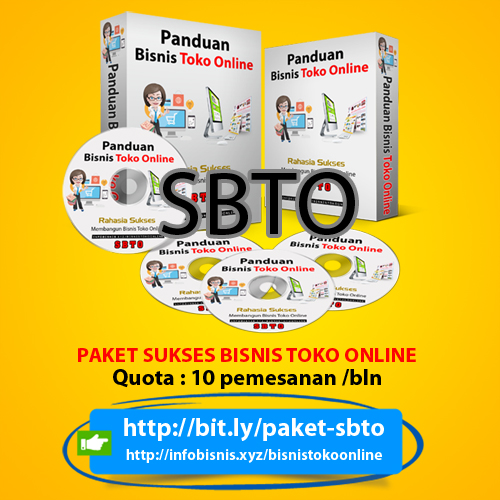 Paket Lengkap Sukses BerBisnis Toko Online
